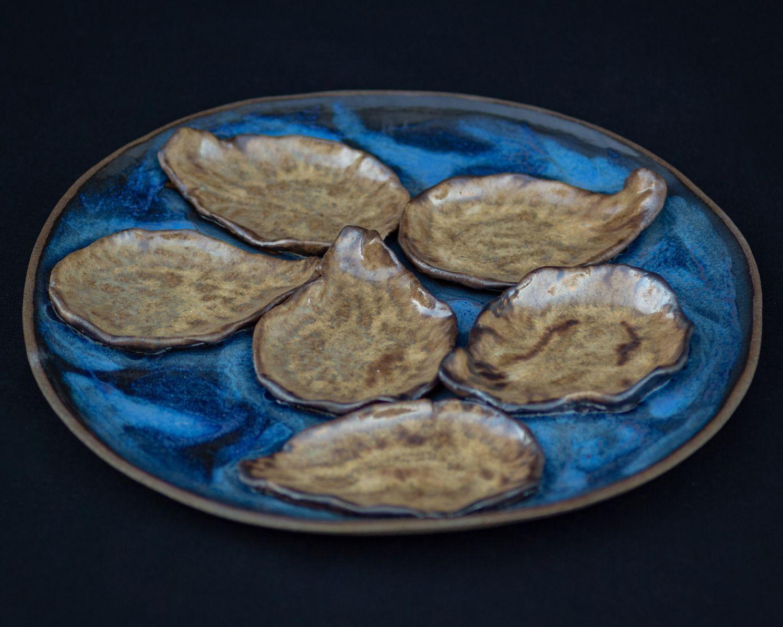 Устричная тарелка, Тарелки, Нижний Новгород,  Фото №1
