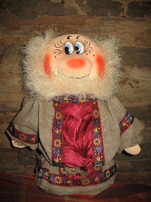 Кукла футляр, Упаковка, Палкино, Фото №1