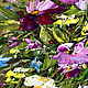 Order Oil painting Bouquet of freshness. Zabaikalie. Livemaster. . Pictures Фото №3