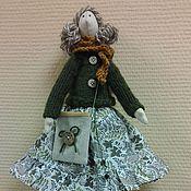 """Куклы и игрушки ручной работы. Ярмарка Мастеров - ручная работа Интерьерная кукла """"Клавдия"""". Handmade."""