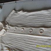Одежда ручной работы. Ярмарка Мастеров - ручная работа Жилет вязаный. Шерсть. 46-48размер.. Handmade.