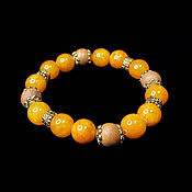 Украшения handmade. Livemaster - original item A bracelet for the harmonization of Svadhisthana. Handmade.