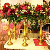 Цветы и флористика ручной работы. Ярмарка Мастеров - ручная работа подставка для чего угодно. Handmade.
