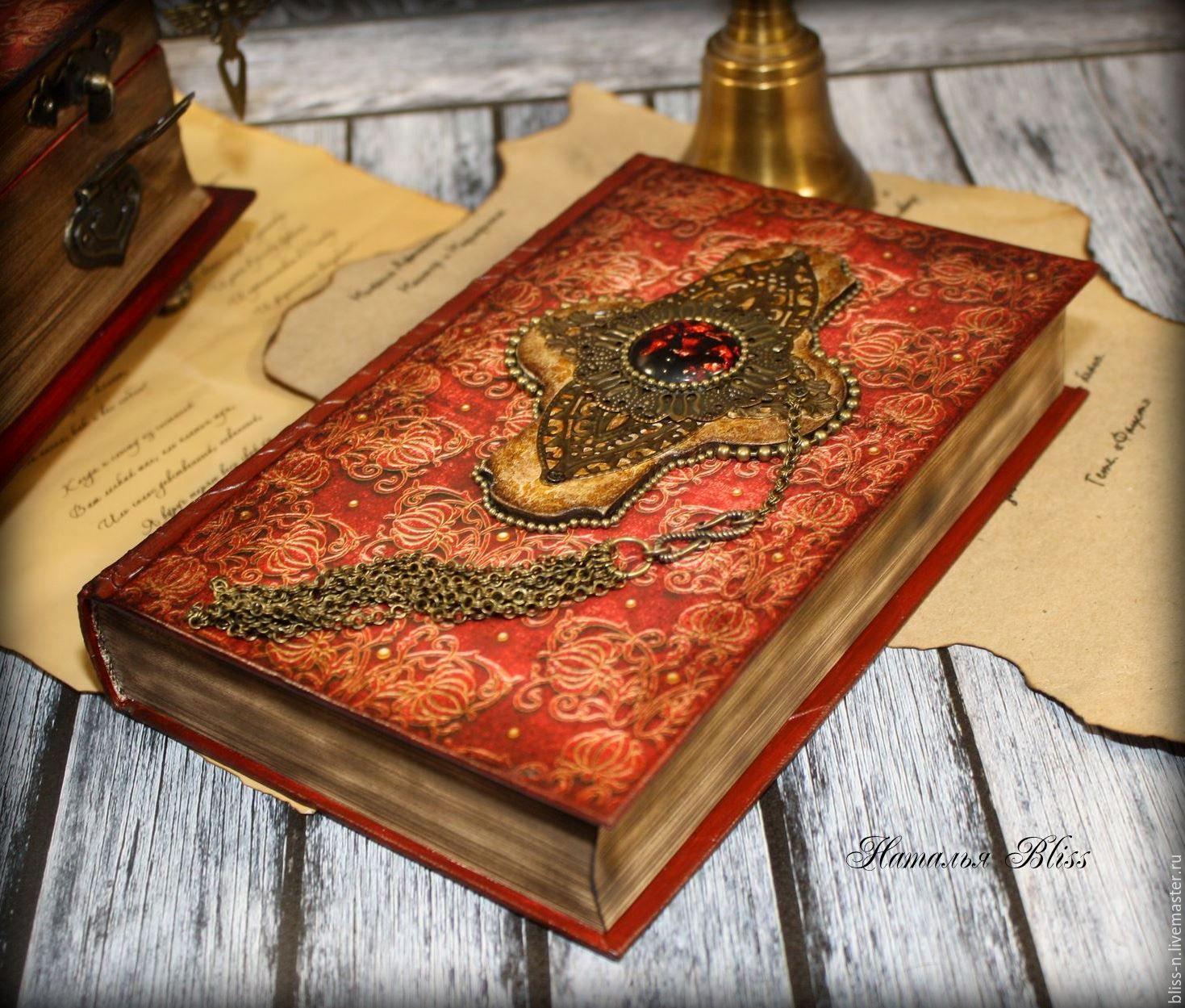 открытка старинной книги займет