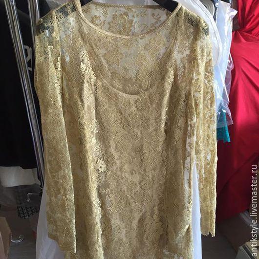 Платья ручной работы. Ярмарка Мастеров - ручная работа. Купить Роскошное богатое кружевное платье. Handmade. Платье, платье коктейльное