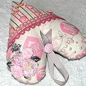 Для дома и интерьера ручной работы. Ярмарка Мастеров - ручная работа Сердце интерьерное с карманом. Handmade.