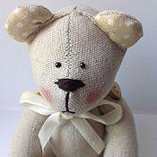 Куклы и игрушки ручной работы. Ярмарка Мастеров - ручная работа Мишка-малышочек. Handmade.