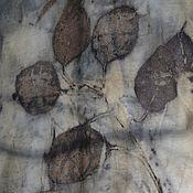 """Одежда ручной работы. Ярмарка Мастеров - ручная работа Хлопковый  пуловер """"Монохром"""" , в эко стиле.. Handmade."""