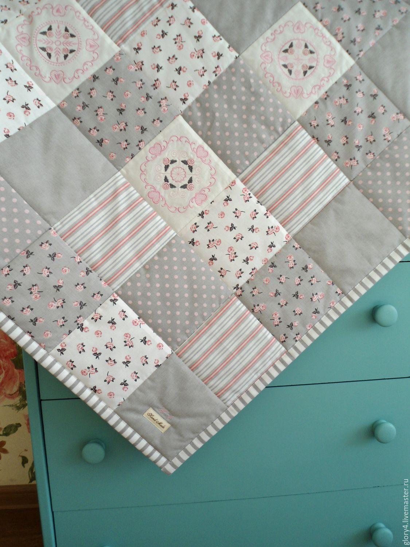 Одеяла пэчворк для новорожденного мальчика своими руками