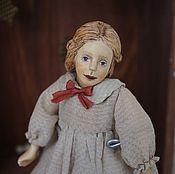 Куклы и игрушки ручной работы. Ярмарка Мастеров - ручная работа Деревянная кукла Ева. Handmade.