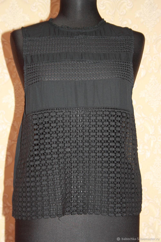 Винтаж: Блузка may, GILLY 42-44 размер 90-е, Одежда винтажная, Старая Купавна,  Фото №1