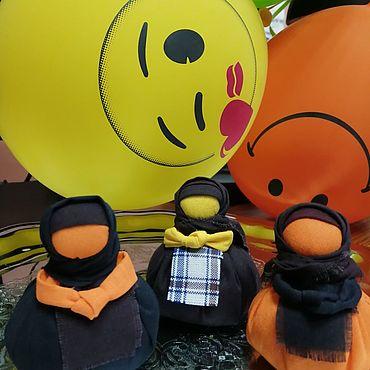 """Куклы и игрушки ручной работы. Ярмарка Мастеров - ручная работа Куклы: Кукла оберег для дома """"Благополучница"""". Handmade."""