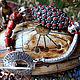 """Браслеты ручной работы. Заказать браслет """"Гималайская черепаха"""". Елена (pigalitsa). Ярмарка Мастеров. Тибет, серебряный браслет, серебро"""