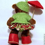 Куклы и игрушки ручной работы. Ярмарка Мастеров - ручная работа Бегущая под дождем. Handmade.