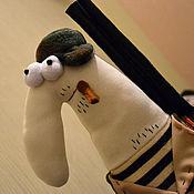Куклы и игрушки ручной работы. Ярмарка Мастеров - ручная работа Лучший охотник. Handmade.
