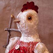 Куклы и игрушки ручной работы. Ярмарка Мастеров - ручная работа Курочка Джейн. Handmade.