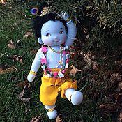 Куклы и игрушки ручной работы. Ярмарка Мастеров - ручная работа Кришна. Handmade.