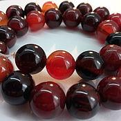 Украшения handmade. Livemaster - original item AGATE beads quality And. Handmade.