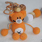 """Одежда ручной работы. Ярмарка Мастеров - ручная работа Слингобусы с игрушкой """"Кот"""". Handmade."""