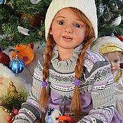 Куклы и игрушки ручной работы. Ярмарка Мастеров - ручная работа Николь. Кукла-реборн. Handmade.