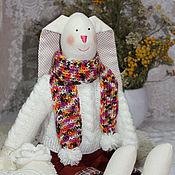 Куклы и игрушки ручной работы. Ярмарка Мастеров - ручная работа Макс заяц Тильда. Handmade.