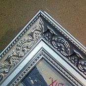 Дизайн и реклама ручной работы. Ярмарка Мастеров - ручная работа Багетные рамки на заказ. Handmade.