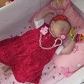 Куклы и игрушки ручной работы. Ярмарка Мастеров - ручная работа Малышка-реборн Катюша. Handmade.