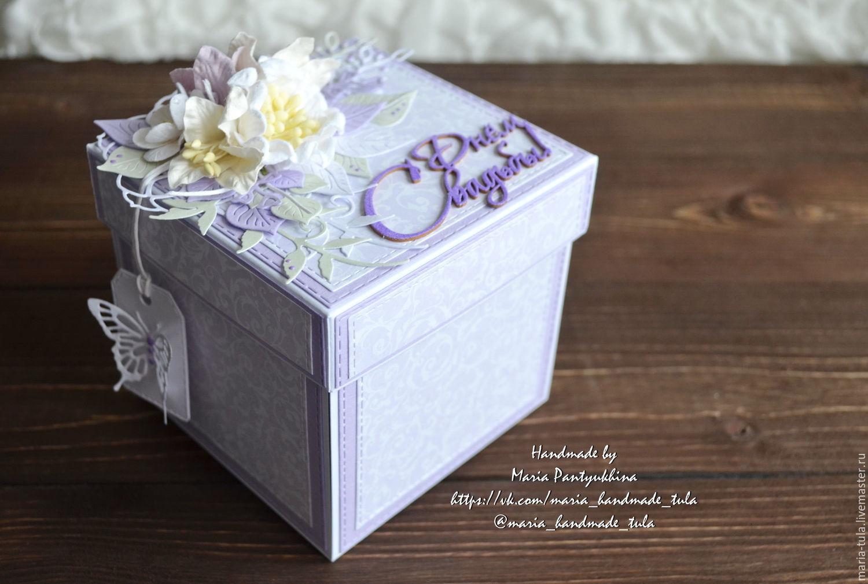 Денежная коробка на свадьбу своими руками 88