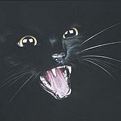 Картины и панно ручной работы. Ярмарка Мастеров - ручная работа Felis. Handmade.