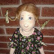 Куклы и игрушки ручной работы. Ярмарка Мастеров - ручная работа Наденька. Handmade.