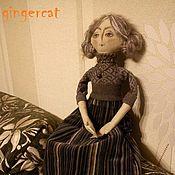 Куклы и игрушки ручной работы. Ярмарка Мастеров - ручная работа мисс Браун. Handmade.