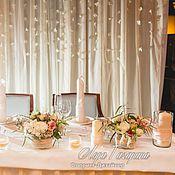 Свадебный салон ручной работы. Ярмарка Мастеров - ручная работа Комплексное оформление свадьбы. Handmade.