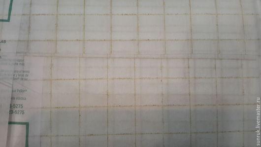 Шитье ручной работы. Ярмарка Мастеров - ручная работа. Купить Флизелин клеевой Quilter's grid. Handmade. Флизелин, сашико