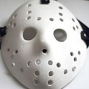 Субкультуры handmade. Livemaster - original item ason Voorhees Friday the 13th Jason mask White. Handmade.