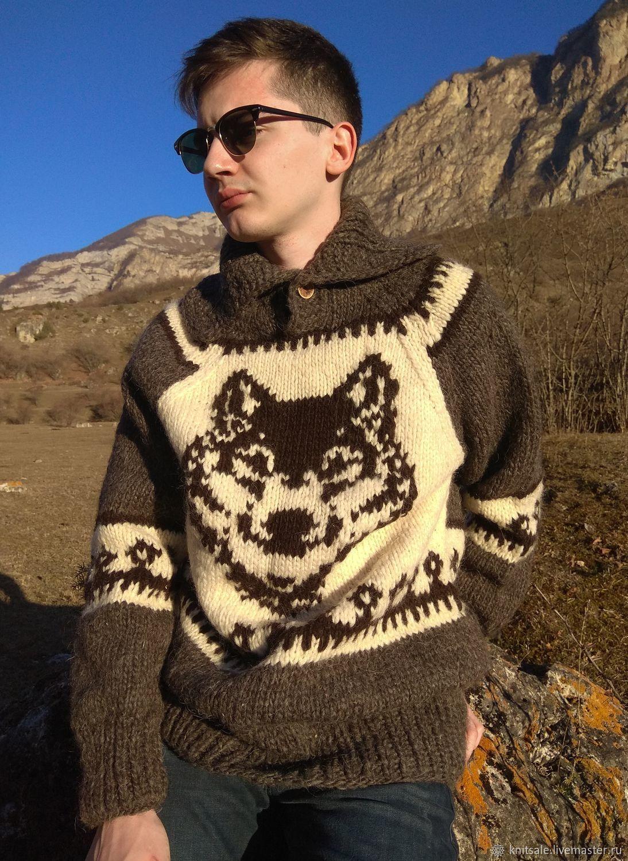 Мужской свитер, Свитеры мужские, Чегем-Первый,  Фото №1