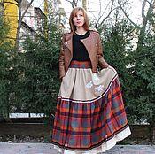 Одежда handmade. Livemaster - original item Warm dress with