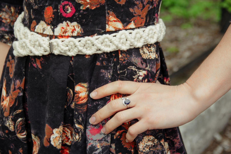 Пояс ручного плетения, Пояса, Рязань,  Фото №1
