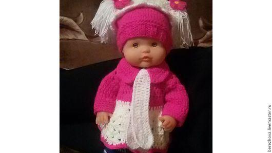 Одежда для кукол ручной работы. Ярмарка Мастеров - ручная работа. Купить любимой кукле. Handmade. Комбинированный, Беби Борн