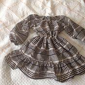Одежда винтажная ручной работы. Ярмарка Мастеров - ручная работа Винтажная одежда: винтажное платье. Handmade.