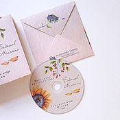 Сувениры и подарки ручной работы. Ярмарка Мастеров - ручная работа Печать на дисках DVD. Handmade.