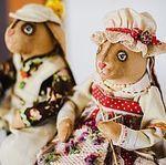 Тильды от мастера Елены Мельниковой (tilda777) - Ярмарка Мастеров - ручная работа, handmade
