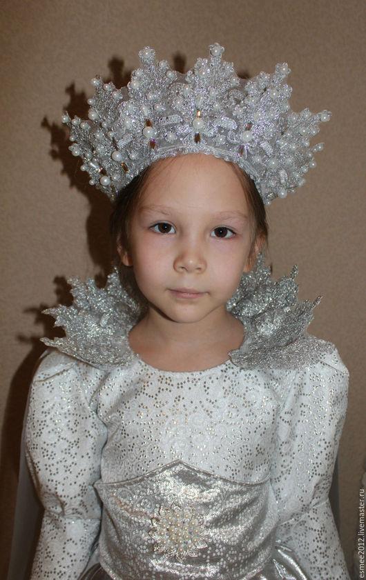 Купить Платье Снежной Королевы