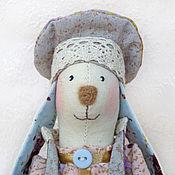 Куклы и игрушки ручной работы. Ярмарка Мастеров - ручная работа Текстильный Кролик в стиле Тильда.. Handmade.