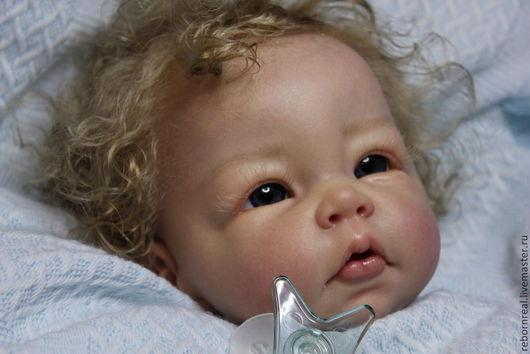 Куклы-младенцы и reborn ручной работы. Ярмарка Мастеров - ручная работа. Купить ЛУКЕША. Handmade. Реборн, Виниловая заготовка