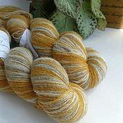 Материалы для творчества handmade. Livemaster - original item County 8/1 Sand, sectional wool. Handmade.