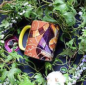 Посуда handmade. Livemaster - original item Mug author