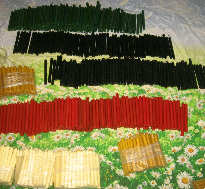 ОПТ Алтарные Восковые свечи – купить на Ярмарке Мастеров – 9QX8XRU | Ритуальная свеча, Минусинск