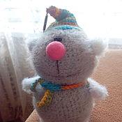 Куклы и игрушки ручной работы. Ярмарка Мастеров - ручная работа Вязаный мишка:) Морячок:). Handmade.