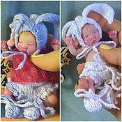 """Куклы и игрушки ручной работы. Ярмарка Мастеров - ручная работа """"Молочно-коралловое чудо"""" для пупса. Handmade."""