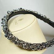 Украшения handmade. Livemaster - original item Headband-headdress small silver. Handmade.